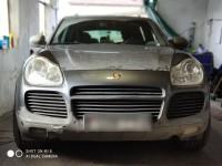 ГБО (8 цилиндров) на Porsche Cayenne Turbo 450 л.с.