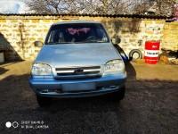 ГБО (4 цилиндра) на Chevrolet Niva