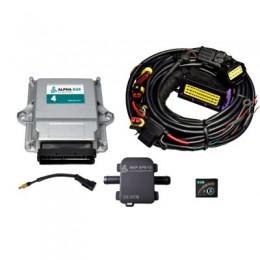Комплект 4 цилиндра ALFA D 39 до 100 кВт