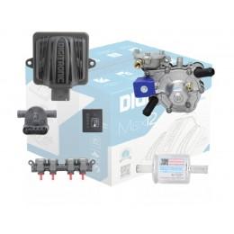 Комплект 4 цилиндра  DIGITRONIC  MAXI-2 NORDIC  АЕВ до 125 кВт