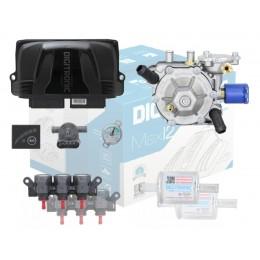 Комплект 6 цилиндров DIGITRONIC IQ ANTARTIC  АЕВ до 220 кВт