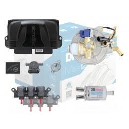 Комплект 6 цилиндров DIGITRONIC IQ EMER  АЕВ до 250 кВт