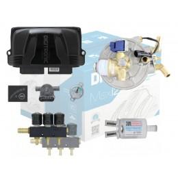 Комплект 6 цилиндров DIGITRONIC IQ EMER тип 30 до 250 кВт