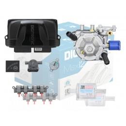 Комплект 8 цилиндров DIGITRONIC IQ ANTARTIC  АЕВ до 220 кВт
