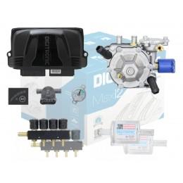 Комплект 8 цилиндров DIGITRONIC IQ ANTARTIC  тип 30 до 220 кВт