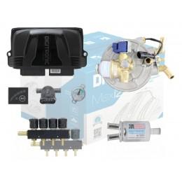 Комплект 8 цилиндров DIGITRONIC IQ EMER тип 30 до 250 кВт