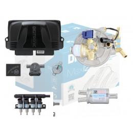 Комплект 8 цилиндров DIGITRONIC IQ EMER тип F-1,8  до 250 кВт
